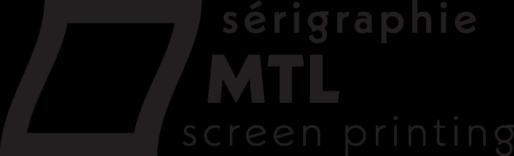 Sérigraphie Montréal Logo